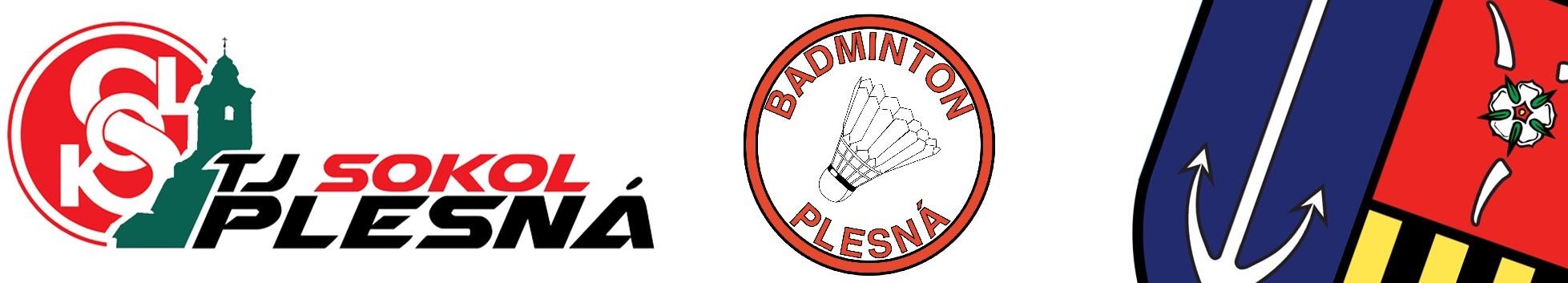 TJ Sokol Plesná, oddíl badmintonu
